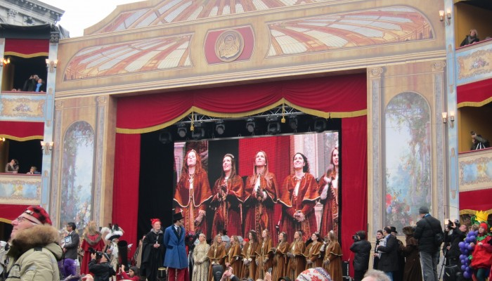 carnevale di venezia san marco