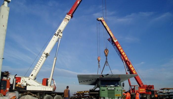 Ponte di Calatrava-Project_managment