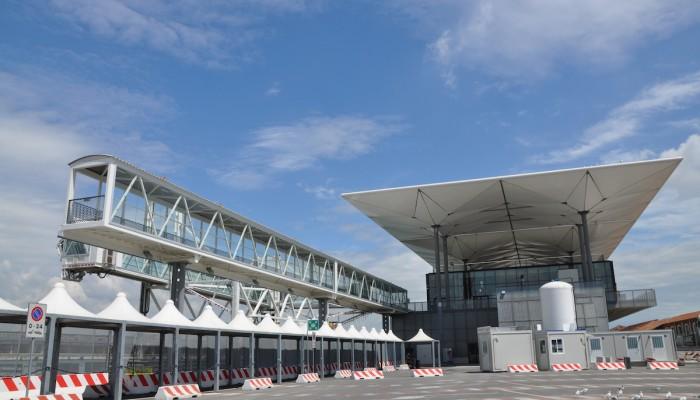 Terminal Crociere Isonzo Porto di Venezia