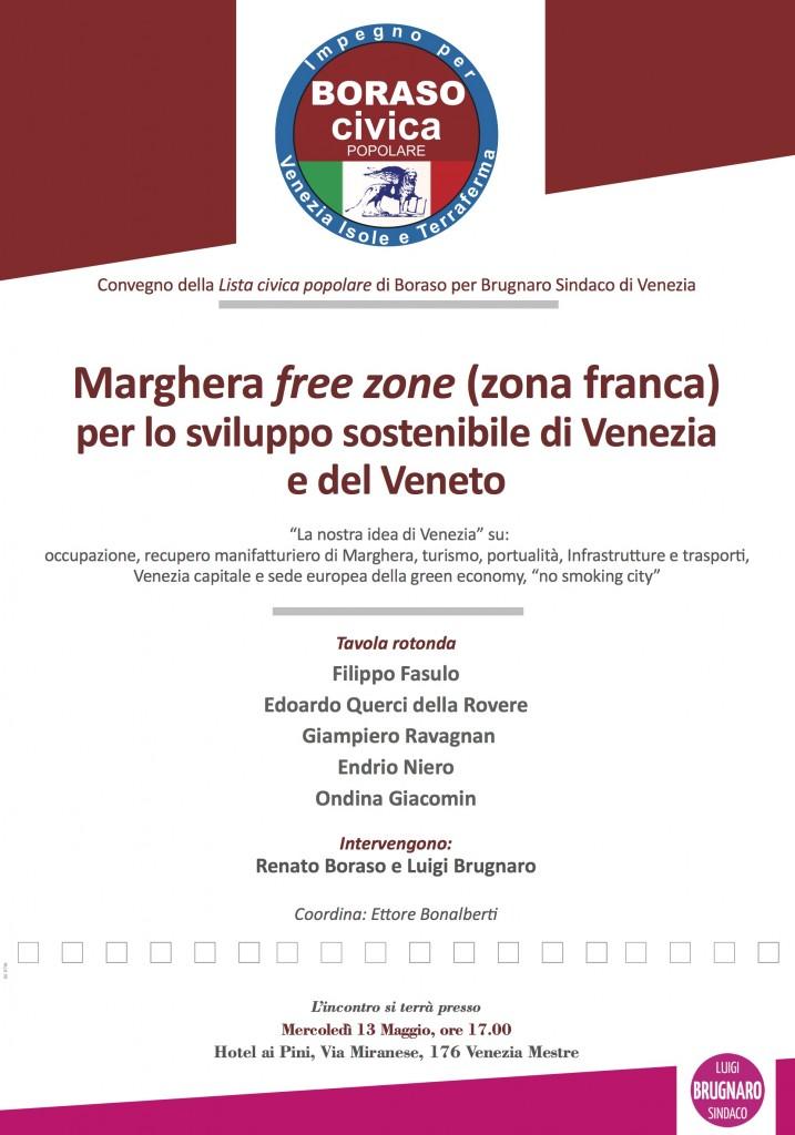 convegno Free Zone Marghera