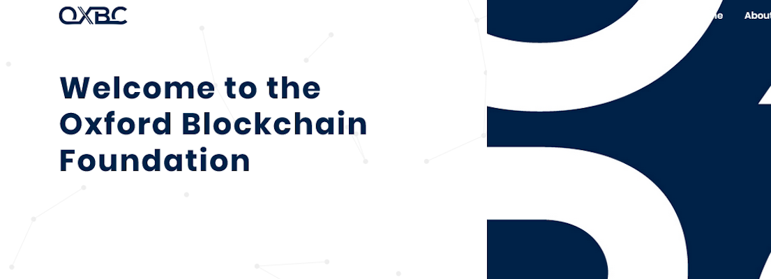 OXBC – Oxford Blockchain Foundation