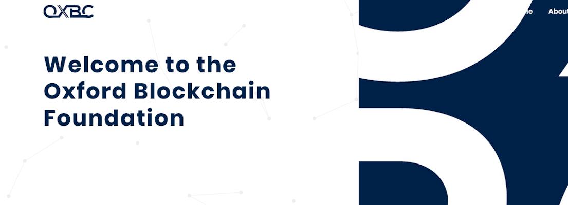 OXBC – Oxford Blockchain Foundation